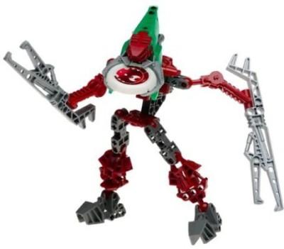 Bionicle Lego Vahki 8614 Nuurahk (Green)
