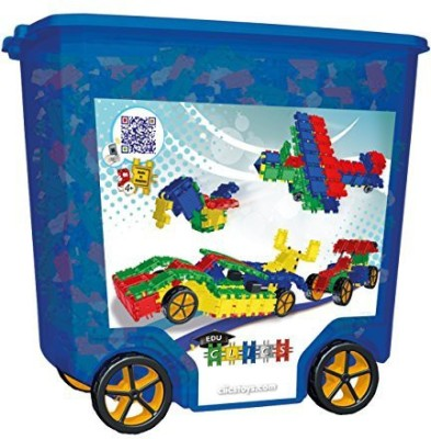 Clics S Rollerbox800 Pieces