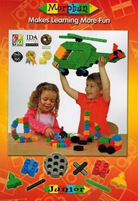 Morphun Junior Model Construction Guide Book
