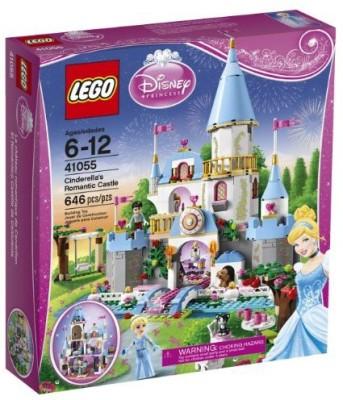 Lego Disney Princess 41055 Cinderella, s Romantic Castle