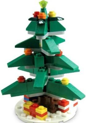 Lego Christmas Mini Set 40024 Christmas Tree Bagged