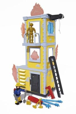 Simba Fireman Sam - Big Training Tower