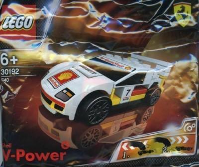 Lego Ferrari Shell Promo 30192 Ferrari F40 Ferrari (Japan Import)