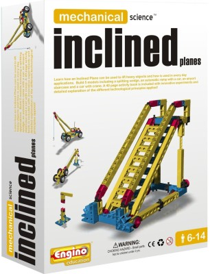 Engino Inclined Planes