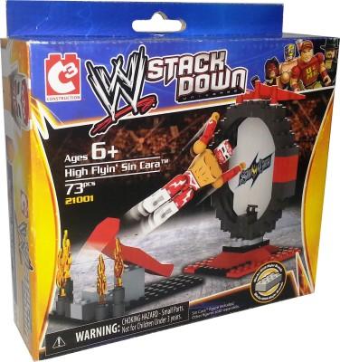 WWE Stack Down - High Flyin Sin Cara