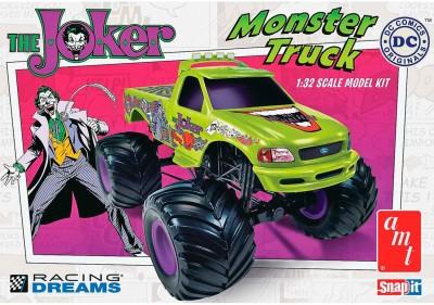 AMT USA 1/25 Scale The Joker Monster Truck