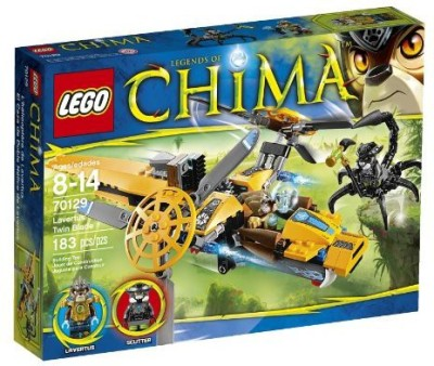 LEGO Chima 70129 Lavertus, Twin Blade