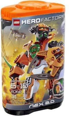 Lego Hero Factory Nex 20 2068