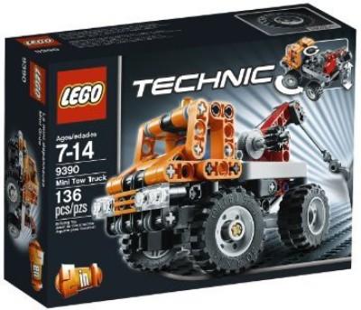 Lego Technic 9390: Mini Tow Truck