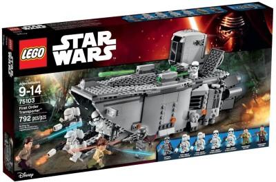 Lego First Order Transporter 75103 Building Kit