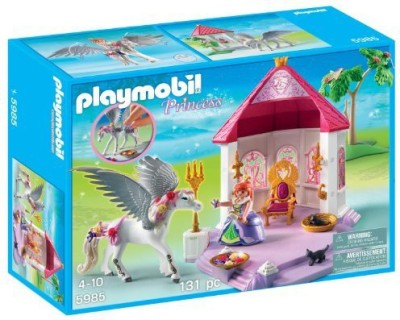 PLAYMOBIL Princess Room With Pegasus