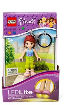 Santoki Lego Friends Mia Keychain Light 275 Inch Perfect