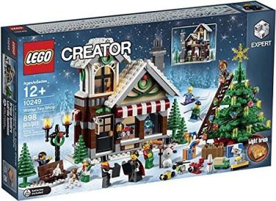 Lego Winter Toy Shop 10249