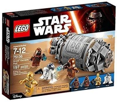 Lego Droid Escape Pod