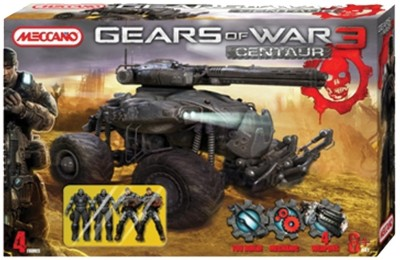 Meccano Gears of War 3 Centaur