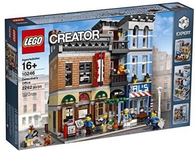 Lego Creator Expert Detective,S Office