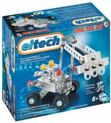 Eitech Construction Set 64Two Possible Models For Ages 8