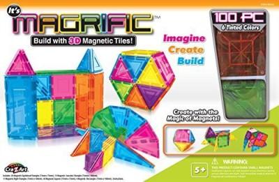 Cra-Z-Art Magrific Magnetic Set (100Piece)