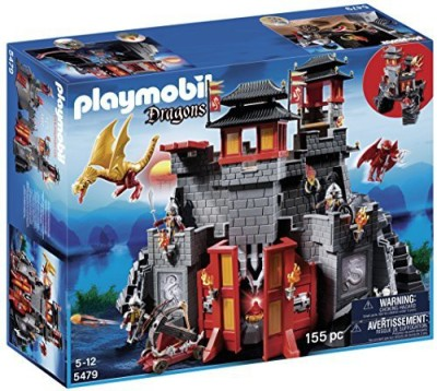 PLAYMOBIL Great Asian Castle
