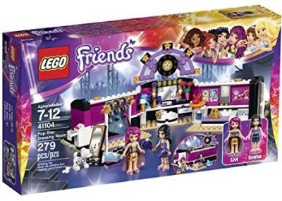 Lego Friends 41104 Pop Star Dressing Room Building Kit