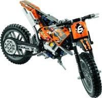 Lego Technic - Moto Cross Bike best price on Flipkart @ Rs. 2489
