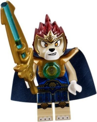 Lego Legends Of Chima Mini Lavel Lion With Cape And Sword