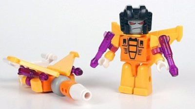 Hasbro Sunstorm Kreo Transformers Kreon Micro Changers Single