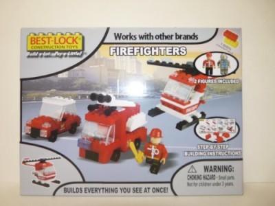 Best-Lock firefighters