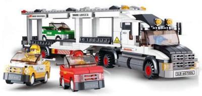 Sluban Track Transporter