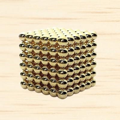 Adraxx 216Pcs 3mm Shiny DIY Neocube Magnet Balls