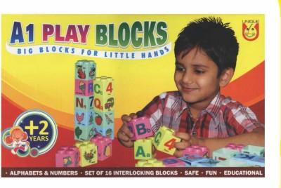 Ratnas A1 Play Blocks