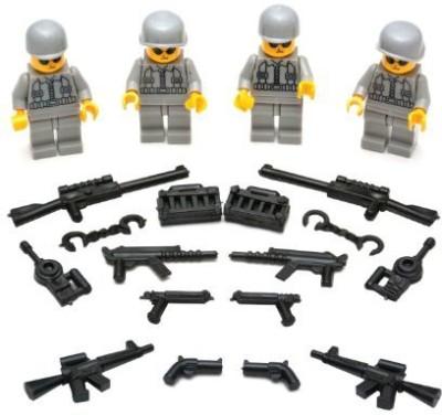 Latigo Ranger Squad Opfor And Weapons Set