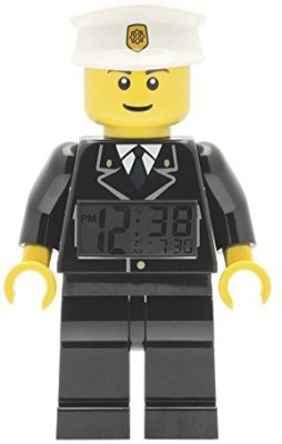 Lego Kids, 9002274 Classic Policeman Mini-Figure Alarm Clock