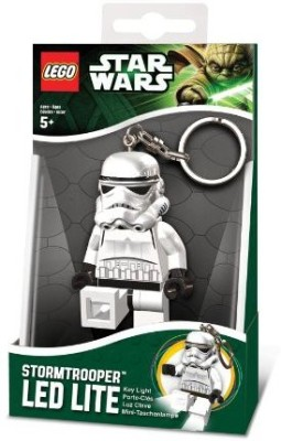 Santoki Lego Star Wars Stormtrooper Key Light