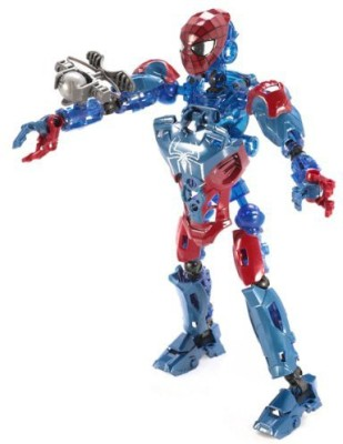 Mega Bloks Stealth Spiderman Techbot