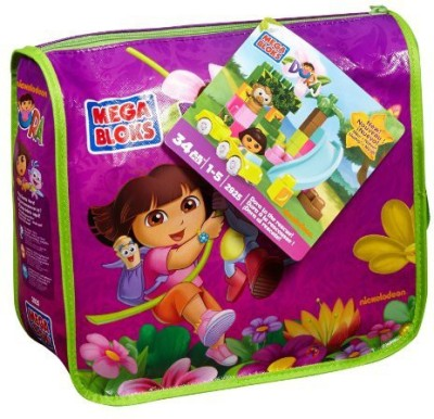 Dora the Explorer Mega Bloks Dora To The Rescue (Bag)