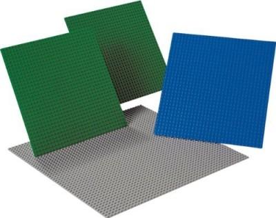 LEGO Education Large Building Plates 4570274 (4 Pieces)
