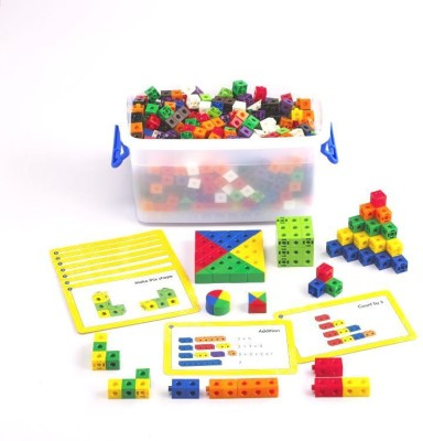 Edx Education Linking Cubes Set