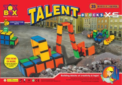 Toysbox Talent Blocks - XS