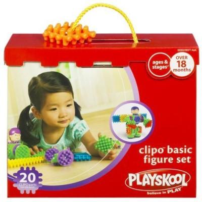 Hasbro Playskool Clipo Basic Set
