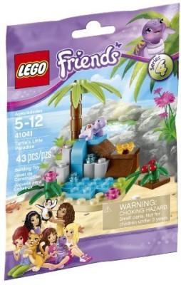 Lego Friends Turtle,S Little Paradise 41041 Building Kit