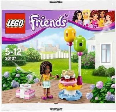Friends Lego 30107 Birthday Party