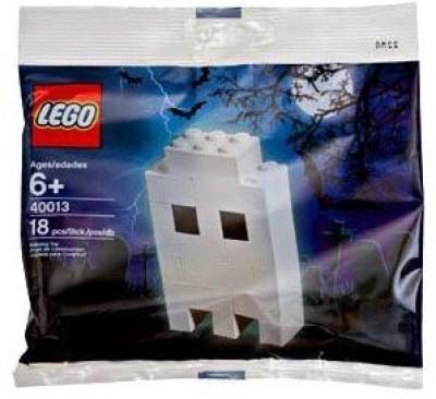 Sets - Seasonal Lego Seasonal Exclusive Mini Set 40013 Ghost Bagged