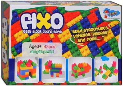 Sunny Fixo 43pcs Blocks