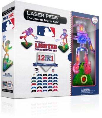 Laser Pegs 12-in-1 MLB Set