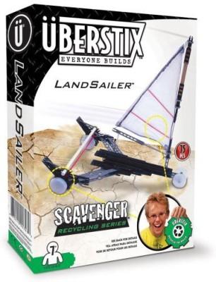 Uberstix Scavenger Landsailer 75 Piece Set