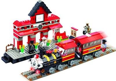 Cogo Thomas Rail Engine & Platform DIY Kit