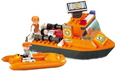 Sluban First Aid Boat
