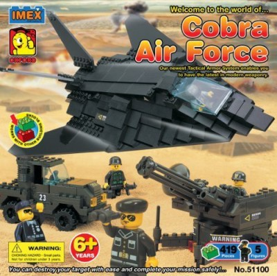 Oxford | IMEX Imex Oxford Set 51100 Cobra Air Force