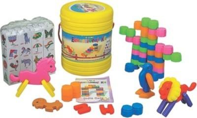 Scrazy Girnar Educational Kit